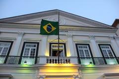 El día pasado de los juegos de Paralympic en Rio de Janeiro Fotografía de archivo libre de regalías