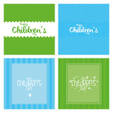 El día de los niños Imagenes de archivo