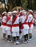 El Danzantes de San Lorenzo Foto de archivo