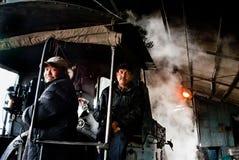 El Darjeeling Toy Train Fotografía de archivo