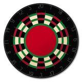 El Dartboard para más pulso Foto de archivo