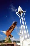 El Dataran Lang (cuadrado del águila) Imagenes de archivo