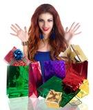 El Day.Holiday de la tarjeta del día de San Valentín Fotografía de archivo libre de regalías