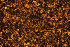El ¡de Ð saltó las hojas del tabaco Imágenes de archivo libres de regalías
