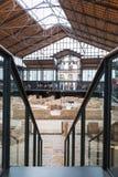 EL de Barcelona da inauguração carregado centímetro cúbico Imagens de Stock Royalty Free