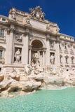 El de famoso Trevi Fountain, Roma, Italia fotos de archivo libres de regalías