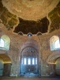 El de la Rotonda antiguo en St George Square del interior en Salónica, Grecia fotos de archivo