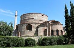 El de la Rotonda de Galerius, Salónica, Grecia Foto de archivo