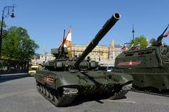 El  de T-90Ð es tanque de batalla principal ruso de tercera generación Imágenes de archivo libres de regalías