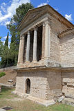 El ` de Templio del Clitunno del ` - Italia Fotografía de archivo