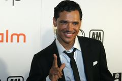 El DeBarge #3. R&B singer, El DeBarge, attends the 2010 BET After Party at Mr. Chow's in Beverly Hills, California Royalty Free Stock Photos