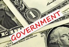 El deber del ` s del gobierno fotos de archivo