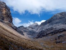 EL del parque nacional cocuy Fotos de archivo libres de regalías