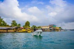 El del Toro de Bocas es la capital de la provincia Imagen de archivo
