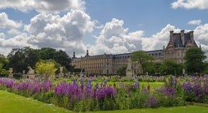 El DES Tuileries de Jardin fotografía de archivo libre de regalías