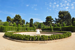 El Desconsol in Parc Ciutadella Barcelona, Spain Royalty Free Stock Photo
