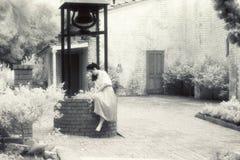 El desear bien Foto de archivo libre de regalías