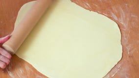 El desenrollarse de la pasta