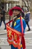 El desfile chino del Año Nuevo, París, Francia Fotografía de archivo libre de regalías
