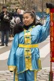 El desfile chino del Año Nuevo, París, Francia Fotos de archivo libres de regalías