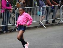 El desfile 19 de la danza de 2016 NYC Fotografía de archivo libre de regalías