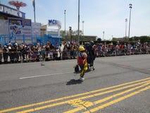 El desfile 2013 de la sirena de Coney Island 100 Imagen de archivo libre de regalías