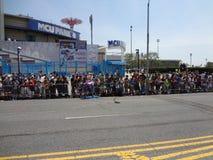 El desfile 2013 de la sirena de Coney Island 178 Fotografía de archivo libre de regalías