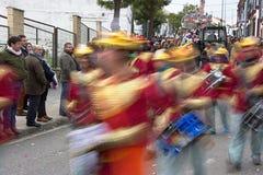 El desfile de los hombres sabios en Carmona 17 Fotografía de archivo libre de regalías