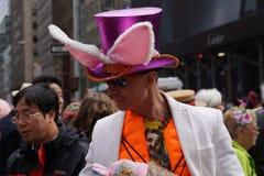 El desfile 137 de 2015 NYC Pascua Foto de archivo