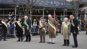 El desfile 2015 del día del St Patrick 187 Foto de archivo