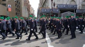 El desfile 2015 del día del St Patrick 37 Fotografía de archivo
