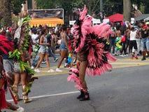 El desfile indio del oeste 37 del día 2016 Fotos de archivo libres de regalías