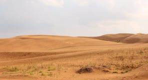 El desierto Fotos de archivo