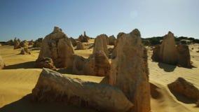 El desierto de los pináculos