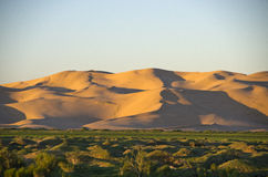 El desierto del gobio, Mongolia