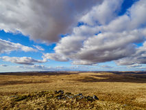 El desierto Galés Fotografía de archivo