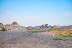El desierto pintado, imagen de archivo