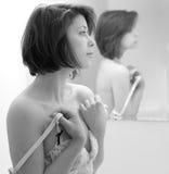 El desnudar foto de archivo libre de regalías