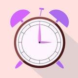 El dial del despertador Foto de archivo