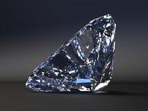 El diamante hermoso rinde Imagen de archivo libre de regalías