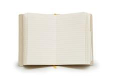 El diario Fotografía de archivo libre de regalías