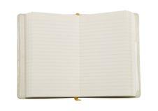 El diario Imágenes de archivo libres de regalías