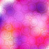 El dibujo del vector fijó con los elementos dibujados tinta decorativa Colección abstracta del Grunge stock de ilustración