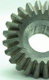 El diente grande rueda adentro el motor Foto de archivo libre de regalías