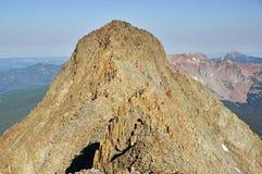 El Diente Peak Stock Image