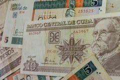 El dinero cubano nos dejó pasar fotografía de archivo