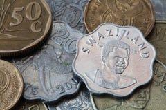 El dinero en circulación Fotos de archivo