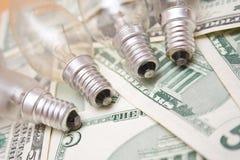 El dinero es potencia Imagenes de archivo