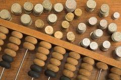 El dinero tiene gusto de cuenta. Fotos de archivo