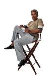 El director Imagenes de archivo